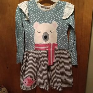 Girls dress set